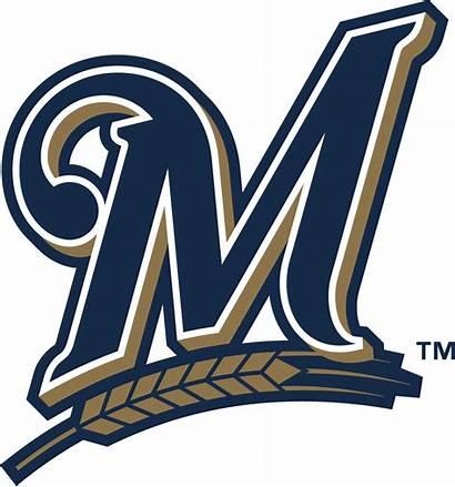 Brewers Milwaukee Logos Iron Mlb Primary Transfer