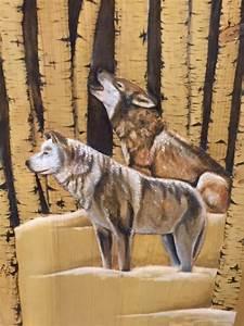 Door Rough Opening Chart Wolves Carved Wood Door Knotty Cedar Pine Door
