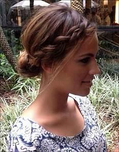 Tresse Cheveux Courts : coiffure sur cheveux court tresse ~ Melissatoandfro.com Idées de Décoration