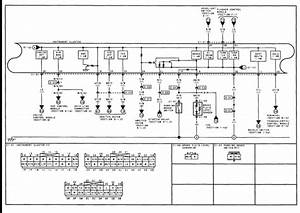 I Need The Wiring Diagram For In Connector On A 2001 Mazda