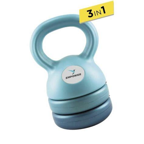 kettlebell weight adjustable lbs kettlebells empower