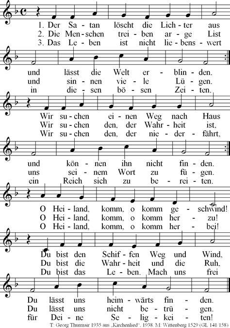 lied zur predigt p martin loewenstein sj
