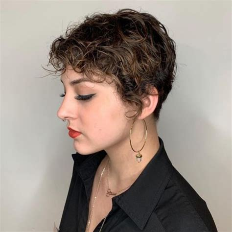 short curly hair ideas trending   hairstyles haircuts