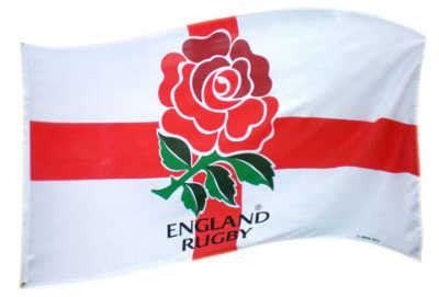england rugby club large flag style