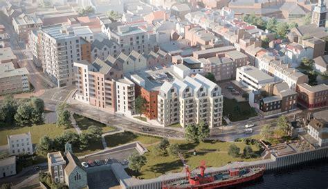 Gravesend Town Centre - Leslie Jones Architecture
