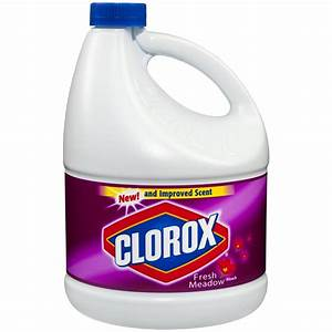 Shop Clorox 96-fl oz Liquid Bleach at Lowes com