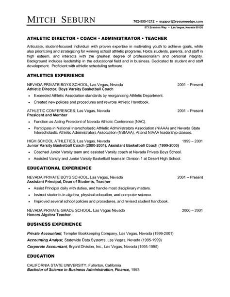 resume sles recruiter consultant resume