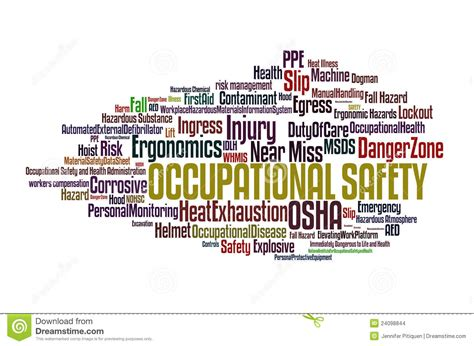 occupational safety stock images image