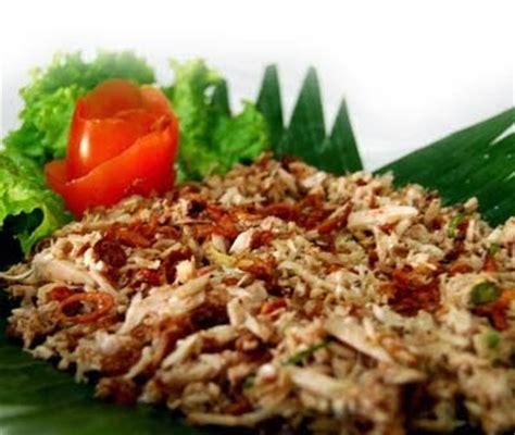 lawar chicken balinese indonesian original recipes