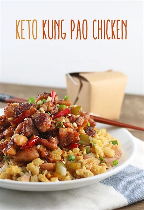 keto kung pao chicken recipe   ruledme