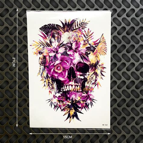Indian Skull Tattoos Reviews  Online Shopping Indian
