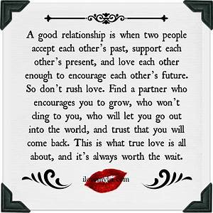 Space In A Relationship Quotes  Quotesgram