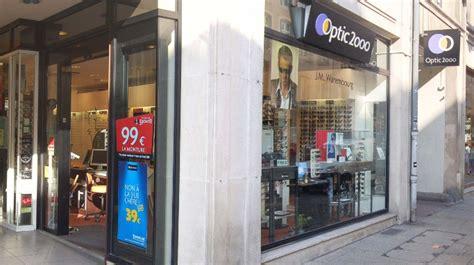ouverture magasin dimanche nancy opticien optic 2000 nancy 54000 lunettes femme lunettes homme optic 2000