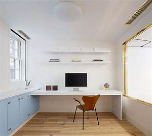 Steal, This, Look, A, Minimalist, Home, Office, In, Manhattan, Gilded, Edition