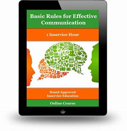 Communication Rules Effective Basic