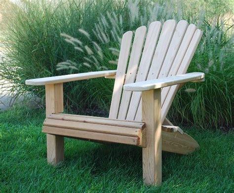 adirondack chair plan  fan  classic