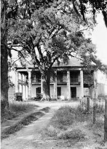 Abandoned New Orleans Plantations