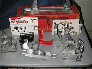 Zyliss vise - Anyone else have one? Firewood Hoarders Club