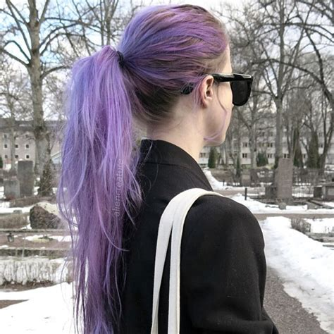 Purple Hair Color Vpfashion