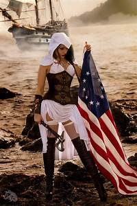 Let Freedom Ring With This Gender Bent ASSASSIN'S CREED ...
