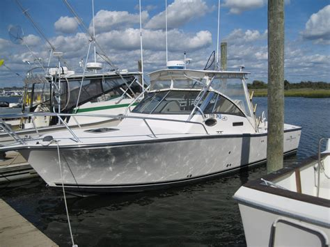Albemarle Express Boats For Sale by 2001 Albemarle 280 Express Fisherman Power Boat For Sale