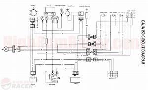 50cc Chinese Quad Wiring Diagram