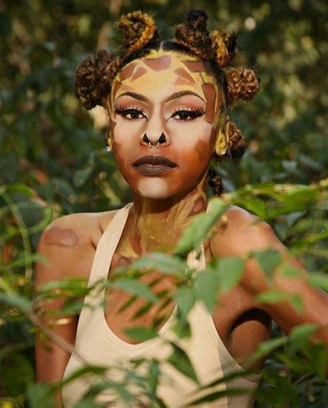 giraffe makeup designs trends ideas design trends premium psd vector downloads