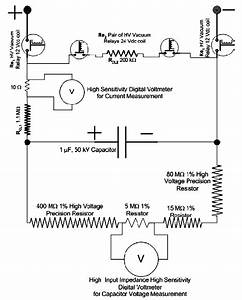 Circuit Diagram Of The Voltage Divider  The Control Relays