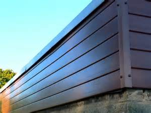 how can i finish high school recycled plastic v cladding panels