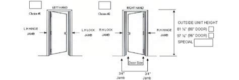 prehung door sizes prehung door measurements how to measure for your pre