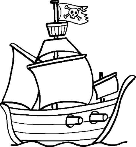Dessin De Grand Bateau by Coloriage Bateau Pirate Dessin 224 Imprimer Sur Coloriages Info