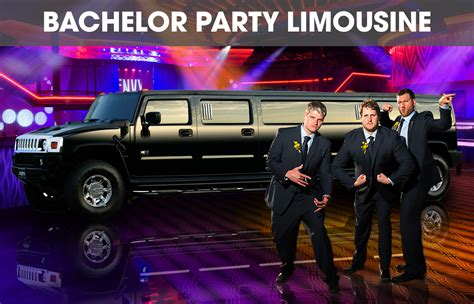 Bachelor Limo by South Fork Wine Tours Limo Rental