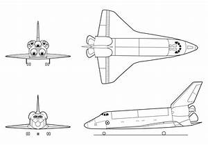 Space Shuttle Orbiter Diagrams - Pics about space
