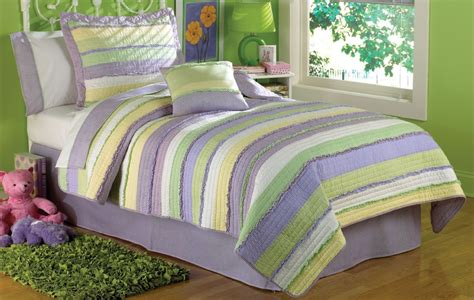 purple and green quilt purple and green bedding for bedroom interior
