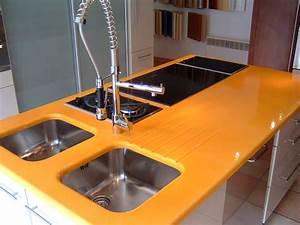Huile Pour Plan De Travail : peinture plan de travail cuisine atouts utilisation ~ Premium-room.com Idées de Décoration