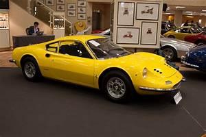 Ferrari 246 Dino GT 2012 Monaco Historic Grand Prix
