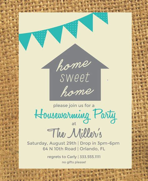 invitation cards templates for housewarming 15 amazing housewarming invitation templates psd