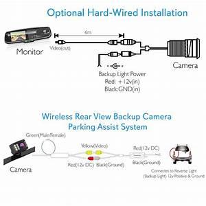 32 Tft Lcd Monitor Reversing Camera Wiring Diagram