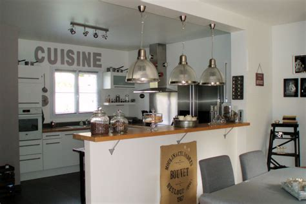 description cuisine modele cuisine ouverte salon cuisine en image