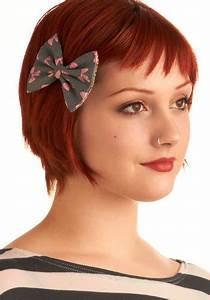 8 Cute Hair Accessories For Short Hair Beauty