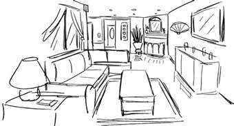 home drawing room interiors 1000 images about perspective rooms buildings on perspective drawing one point