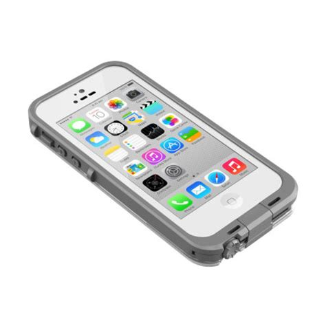 iphone 5c cases lifeproof lifeproof fre iphone 5c grey clear