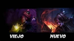 EVOLUCIÓN de los SPLASH ART de League of Legends [2017 ...