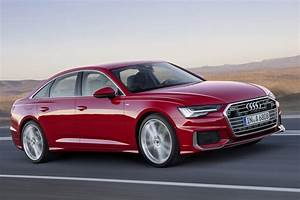 2019 Audi A6 Gets Fresh Face Big Tech Upgrade News