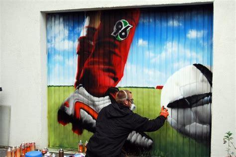 graffiti sprayer gesucht garage hannover  wunstorf