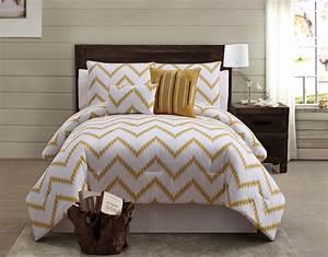 Set Online Shop : zigfield 5 piece 100 cotton comforter set gold shop your way online shopping earn points ~ Orissabook.com Haus und Dekorationen