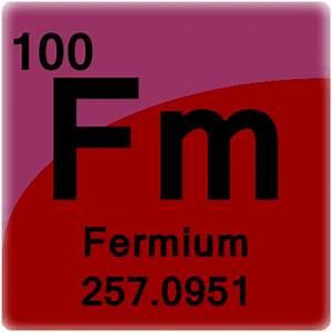 Image Gallery Fermium Element