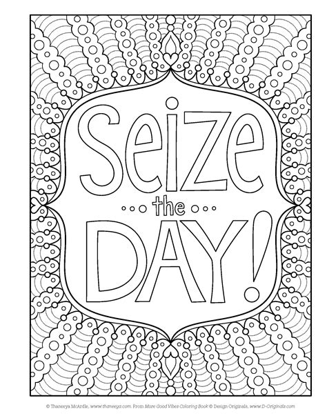 positive affirmation coloring pages collection  coloring sheets