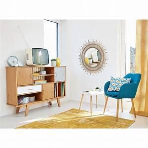 Tapis En Coton : tapis en coton jaune moutarde 140 x 200 cm feel maisons ~ Nature-et-papiers.com Idées de Décoration