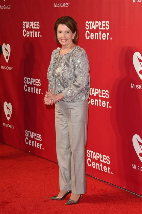 nancy pelosi    musicares person